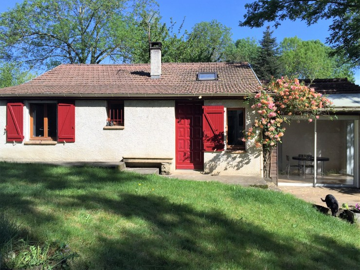 Maison avec jardin arbor abafim immobilier for Jardin immobilier