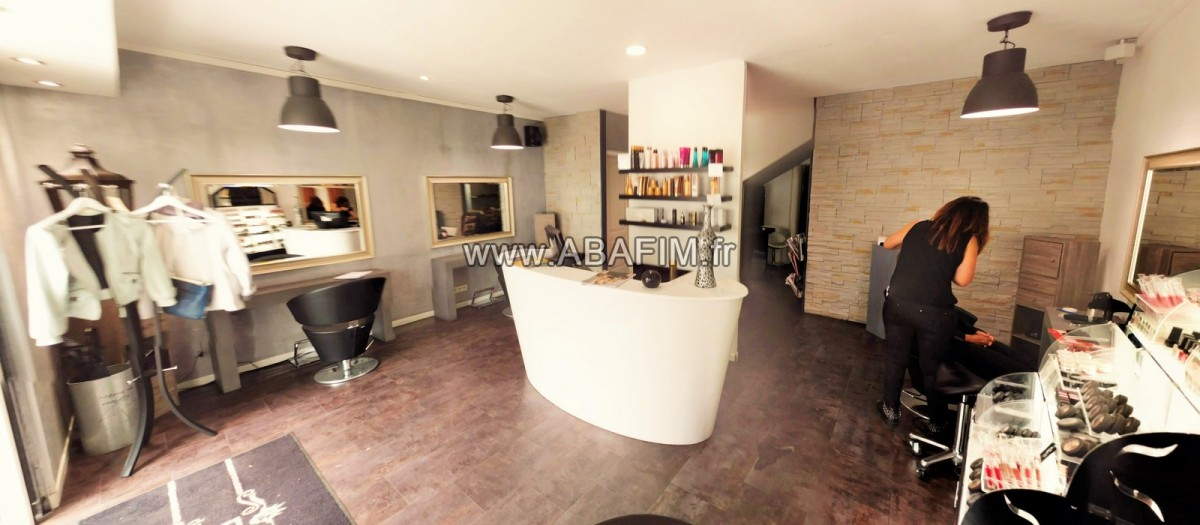 Fc salon de coiffure dans le 65 abafim immobilier for Acheter un salon de coiffure