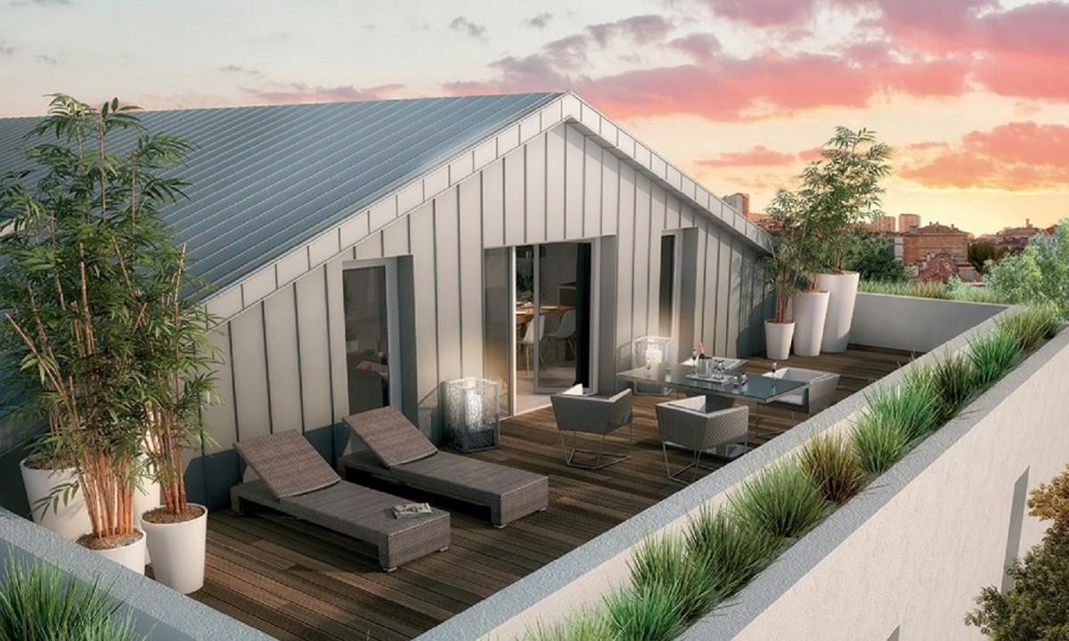 Appart t5 neuf grande terrasse abafim immobilier for Acheter appart
