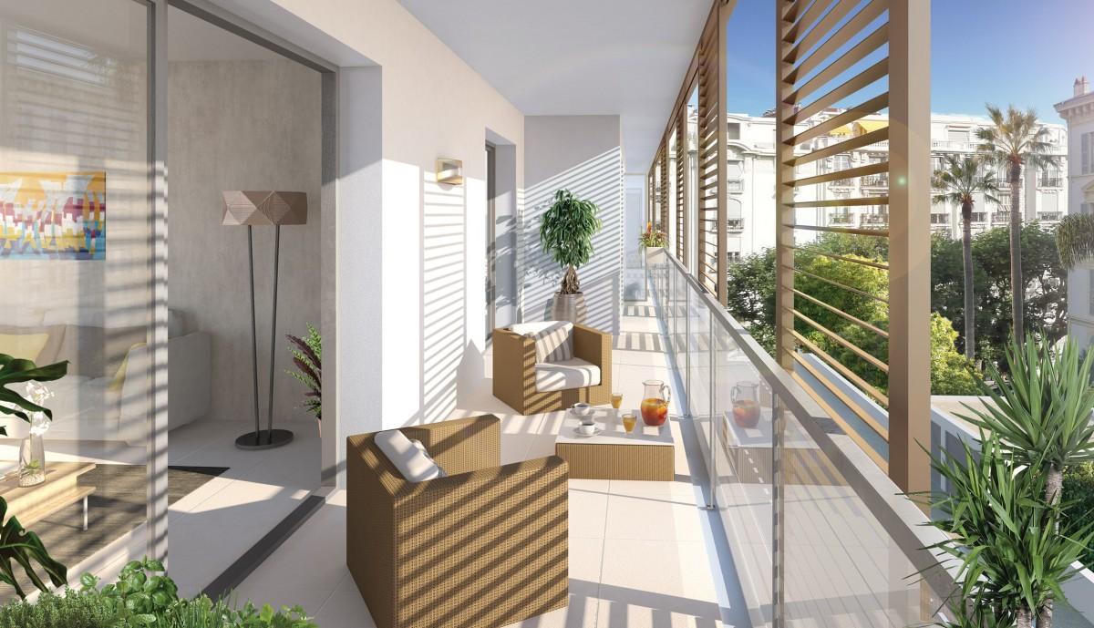 Appart t3 neuf parking terrasse abafim immobilier for Acheter appart